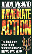 Immediate Action by Andy McNab (Paperback) New Book