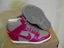 Women's nike dunk sky hi size 8.5 new with box