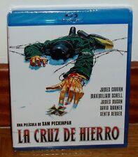 LA CRUZ DE HIERRO - CROSS OF IRON - BLU-RAY - NUEVO - PRECINTADO - DRAMA- BELICO