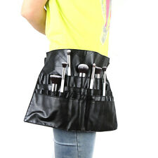 Makeup Artist Cosmetic Brushes Waist  Tools Belt Strap Apron Bag Case 24 Pockets