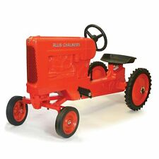 NEW! Scale Models *ALLIS-CHALMERS* D17 *WIDE FRONT* Pedal Tractor *METAL* NIB