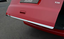 CHROME TAILGATE SILL DOOR PROTECTOR TRIM HANDLE COVER - VW VOLKSWAGEN CADDY