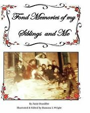 Fond Memories of My Siblings and Me by Janie Standifer (2014, Paperback,...
