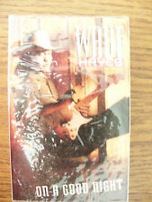 On a Good Day [Single] by Wade Hayes Cassette Columbia/DKC Original Sealed Pack