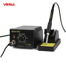 936 Adjustable Temperature Electric Soldering Station Kit w/ Iron Stand 45W 110V