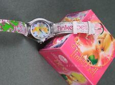 Disney Tinker Bell Peter Pan Children Wrist Watch Xmas Gifts