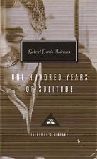 Gabriel Garcia Marquez~ONE HUNDRED YEARS OF SOLITUDE~HB/DJ~NICE COPY