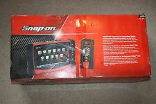 Snap-On D10 VERUS PRO 14.2 Wireless Diagnostic Scanner System Cables Touchscreen