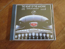 DUNCAN MACKAY The Heart Of The Machine CD KPM MUSIC LIBRARY ELECTRONIC