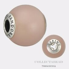 Authentic Pandora Essence Collection Sterling Silver Caring Bead 796043RRQ