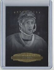 2014-15 JOE SAKIC UPPER DECK UD MASTERPIECES BLACK & WHITE #161
