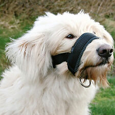Trixie Dog Soft Nylon Dog Muzzle Loop Large