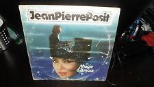 JEAN-PIERRE POSIT - MAGIE D'AMOUR- LP