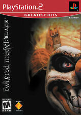 TWISTED METAL: BLACK Greatest Hits version - Sony PlayStation 2 ps2 - SEALED NEW