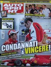 Autosprint 29 2010 Processo alla Ferrari condannati a vincere [SC.49]