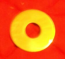 gibson pickup selector ring/washer -SOLID BRASS -custom made -attn Les Paul