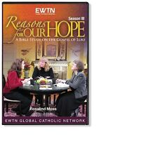 REASONS FOR OUR HOPE: VOLUME 3:A Bible Study on the Gospel of Luke  An EWTN DVD