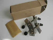 Vintage Violin Fiddle Kluson Geared Pegs Tuners Set for Project / Repair