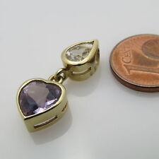 Maturo-design-gomme cardiaca e gocce rimorchio - 375 GIALLO