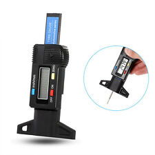 Wheel Tyre Tread Depth Gauge Digital Meter Measurer Depth Gauge Tool Practical