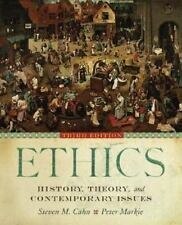 Ethics: History, Theory, and Contemporary Issues-ExLibrary