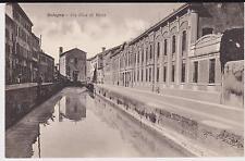 BOLOGNA VIA RIVA DI RENO IL CANALE 1920 SUPER !
