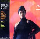SHIRLEY VERRETT Falla's Seven Popular Spanish Songs LP