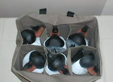 6 Pocket Duck Over Size, Super Magnum, Lesser Goose Custom Decoy Bag NEW