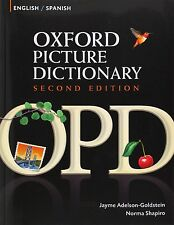 Oxford Picture Dictionary English-Spanish by Jayme AdelsonGoldstein (Paperback)