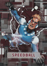 UPPER DECK MARVEL BEGINNINGS III 3 PRIME MICROMOTION CARD M3-44 SPEEDBALL