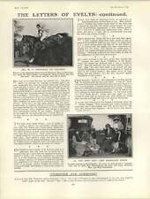 1922 Wf Pretyman On Colleen Lord And Lady Valentia Dorothy Hastings
