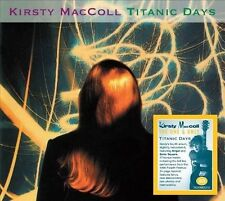 Kirsty MacColl-Titanic Days  (UK IMPORT)  CD NEW