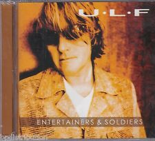 ULF CHRISTIANSSON - ENTERTAINERS & SOLDIERS (CD, 2003) Jerusalem Christian Metal