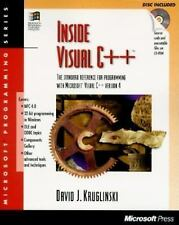 Inside Visual C++: The Standard Reference for Programming With Microsoft Visual