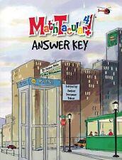 MathTacular 4 Answer Key