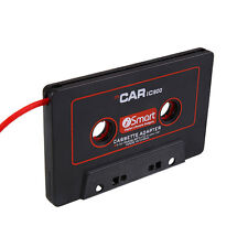 Car Audio Cassette Tape Stereo Adapter For Phone CD MD MP3/4 AUX 3.5mm Jack
