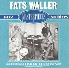 CD NEUF scellé - FATS WALLER - MASTERPIECES 3 -C41
