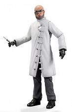 "BATMAN Arkham City__Dr. HUGO STRANGE 7 "" figure_Comic Con 2013 Exclusive_New_MIP"