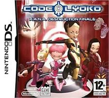 Code Lyoko - X.A.N.A. Destruction Finale (DS DSI XL 3DS) [FR]
