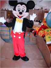 Best Deal Mickey Mouse Mascot Costume Adult Fancy Dress+Fast Ship+USPS EMS