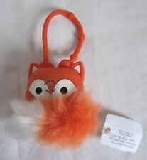 Bath & and Body Works Light-up Lighted PocketBac Holder White Orange Fur Fox NEW