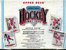 1991/92 UD UPPER DECK CZECH CZECHOSLOVAKIA SEALED HOCKEY BOX