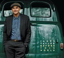 JAMES TAYLOR ~ BEFORE THIS WORLD CD ~ 10 ALL NEW ORIGINAL SONGS ~ TRULY XLNT