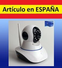 CAMARA IP video vigilancia Vision Nocturna WIFI IR CCTV Seguridad video ROBOT