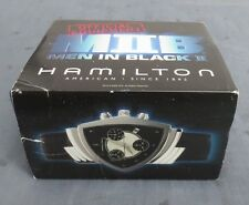 Hamilton Ventura Men In Black MIB 2 MIIB Men's Wrist Watch Limited Ed. 385/2002