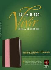 Spanish NTV Biblia De Estudio Del Diario (2015, Imitation Leather)