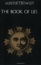 The Book of Lies   by Aleister Crowley (Paperback)
