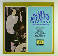 """12"""" LP - The World's Greatest Jazz Band - Same - B4074 - washed & cleaned"""