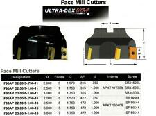 APKT Indexable Face Mill Milling Cutters $315.00 Each