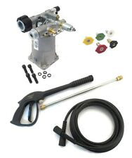 2600 psi POWER PRESSURE WASHER WATER PUMP & SPRAY KIT - For GENERAC units